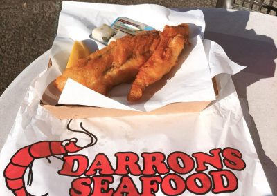 Darrons Seafood Wamberal